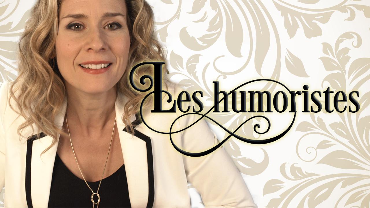 Les humoristes selon Florence Champagne